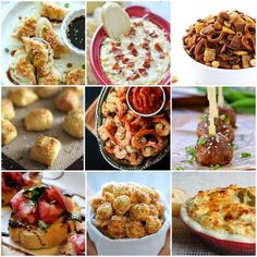 25 Delicious Party Appetizers | theidearoom.net