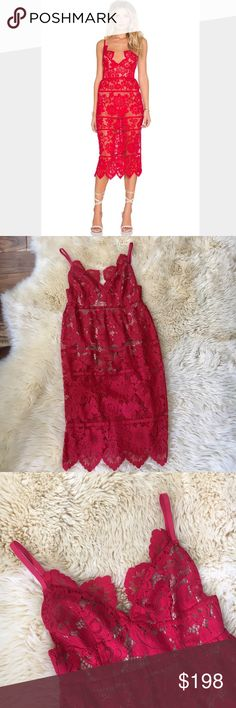 For Love and Lemons Gianna Dress NWT For Love and Lemons Dresses