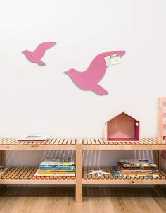Fly Pinboard in Pink Land Of Nod, Whiteboard, Wall Spaces, All Design, Fiber, Decals, Strong, Shapes, Texture