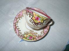 Occupied Japan, Miniature Tea Cup.