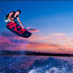 Bust a move! Put your wake boarding skills to the test with Waterstone Resort  Marina's water sports rentals.