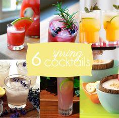 hi, my baby: Pinterest Wednesday: Spring Cocktails