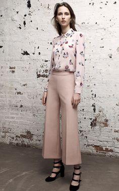 Rebecca Taylor Pre-Fall 2016 - Preorder now on Moda Operandi