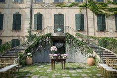 Photography: Marianne Taylor Photography - mariannetaylorphotography.co.uk  Read More: http://www.stylemepretty.com/2014/11/14/summer-chateau-south-of-france-wedding/
