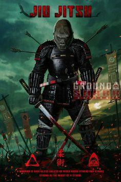 Bjj Memes, Altered Beast, Art Of Fighting, Ju Jitsu, Art Rules, Alien Art, Martial Artists, Samurai Art, New Warriors