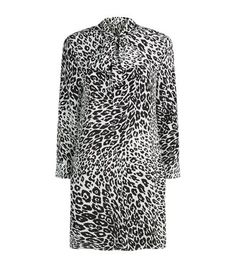 EQUIPMENT Leema Cheetah Print Dress. #equipment #cloth #