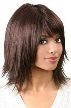 Flawless Hairstyles, Hairstyles Cute, Beautiful Hairstyles, Razor Cut, Bob Hairstyles, Hair Style, 27 Piece Hairstyles