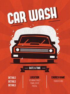 Car Wash Service Flyer by tokosatsu – Car Flyer Lightning Mcqueen, Disney Cars, Magazine Design, Car Wash Posters, Poster Art, Gig Poster, Poster Festival, Car Wash Services, Bullet Journal School