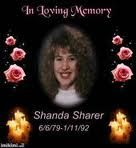 January 11 - Shanda Sharer is tortured and burned to death in Madison, Indiana by four teenage girls.