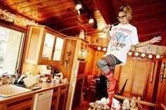 2013 Burton Jasmine Solano Cabin