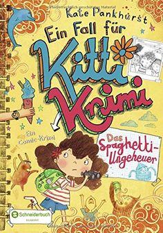 Ein Fall für Kitti Krimi, Band 05: Das Spaghetti-Ungeheuer von Kate Pankhurst http://www.amazon.de/dp/3505137111/ref=cm_sw_r_pi_dp_yQnPwb13MCYD2
