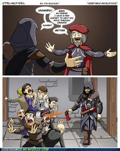 Assassin's Creed: New gadget
