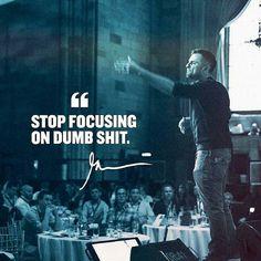 Keep focus