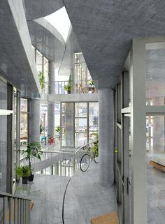 Gallery of Bee Breeders Reveal New York Affordable Housing Challenge Winners - 2