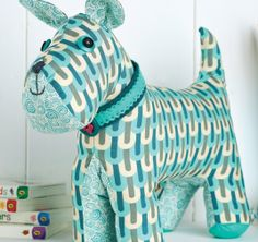 Stitched Dog Templates