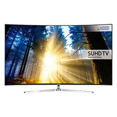 """65"""" KS9000 9 Series Curved SUHD with Quantum Dot Display TV"""