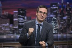 John Oliver Hatches a Plan to Reach Trump Where He Watches - The New York Times. He is running ads on morning TV, which we are told Trump watches, to inform him of basic facts...
