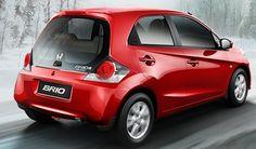 Honda Brio small car