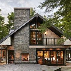 70 Most Popular Dream House Exterior Design Ideas - Ideaboz Loading.- 70 Most Popular Dream House Exterior Design Ideas – Ideaboz Loading…. 70 Most Popular Dream House Exterior Design Ideas -… - Farmhouse Exterior Colors, Cottage Exterior, Modern Exterior, Rustic Exterior, Farmhouse Design, Country Farmhouse, Modern Cabin Interior, Farmhouse Decor, Modern Cabin Decor