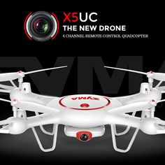 73.94$  Watch here - http://aliolg.shopchina.info/go.php?t=32800190352 - Quadcopter  Syma X5UC (X5C Upgraded) RC  2.4G 4CH Hover Function Headless Mode 2.0MP HD Camera Drone New Version  #magazine