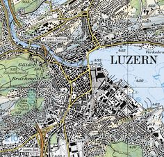 Let taxiwagon.com take you there: Luzern