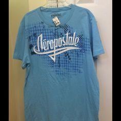 Men's brand new shirt BNWT Aeropostale Tops