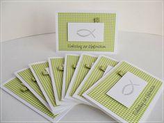 Brauchst Du Einladungskarten, Grußkarten Oder Dankeskarten Zur Kommunion,  Konfirmation Oder Zur Verabschiedung Aus Dem Biblischen Unterricht.