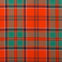 Grant Ancient Lightweight Tartan by the meter – Tartan Shop