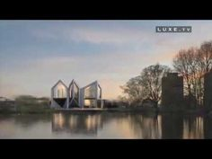 D*HAUS Rotating house - Eco-trends - narrated by Petra Vermeulen for Luxe.TV.mp4