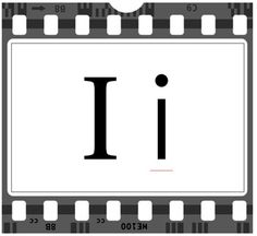 These are letters to use as headers on your word wall. Each page has the capital and lowercase form of a letter. Each letter is on a piece of film ...