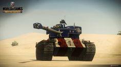 Tank T26E4 Freedom