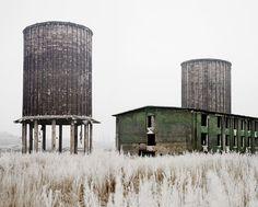 Abandoned Factory (near Hunedoara, West Romania), 2011