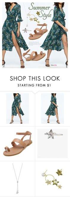 """""""Newchic11: Hot Summer"""" by bugatti-veyron ❤ liked on Polyvore featuring Zoe & Morgan"""