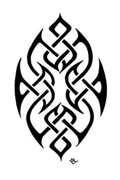 Search inspiration for a Tribal tattoo. Leather Carving, Leather Tooling, Celtic Tribal, Celtic Art, Tribal Drawings, Tribal Art, Tribal Wolf, Celtic Patterns, Celtic Designs