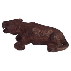 The Crabby Nook - Leopard Ironwood Sculpture Zimbabwe Africa Shona Art Safari Animals cat 7, $95.00 (http://www.thecrabbynook.com/leopard-ironwood-sculpture-zimbabwe-africa-shona-art-safari-animals-cat-7/)