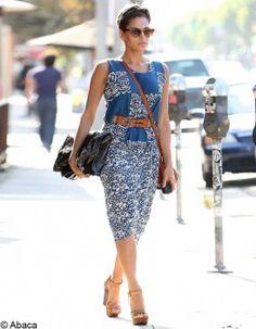 Eva Mendes #lookdujour