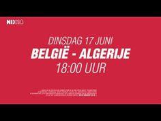 WK Brazilië 2014 | Dinsdag 17 JUNI | België - Algerije | 0900 BIERTAXI™ ...