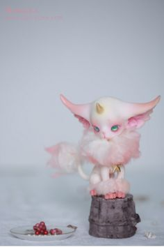 Is Porcelain China Refferal: 8049978724 Troll Dolls, Creepy Dolls, Ooak Dolls, Monster High, Fantasy Creatures, Mythical Creatures, Fantasy Monster, Anime Dolls, Doll Repaint