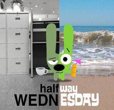 Wednesday Greetings, Wednesday Humor, Wacky Wednesday, Wednesday Morning, Team Motivation, Morning Motivation, Funny Meme Pictures, Funny Memes, Funny Sayings