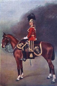 Officer 16th Lancers c.1900