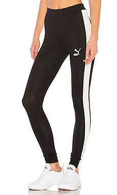 6e09363ed85 Archive Logo T7 Legging Workout Gear, Active Wear, Archive, Athleisure,  Leggings,