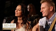 """""""Gotta Go Back"""" - JOEY+RORY with Josh Turner. One of the new tracks from Joey+Rory's upcoming CD and DVD """"Inspired - Songs of Faith & Family..."""