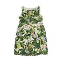 Dolce & Gabbana Garden-Print Dress, for Avery!