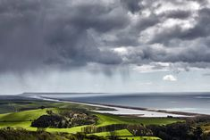 Dorset on England's south coast. In his novels, Thomas Hardy called the area 'Wessex,' a 'partly real, partly dream' country. By Andy Haslam, New York Times. Dorset Coast, Wild Weather, Island Resort, Future Travel, Pilgrimage, Dream Vacations, Where To Go, London England, Places To See
