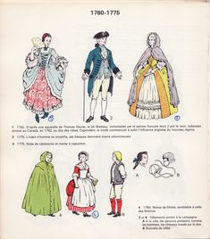 French fashion and costume history of the century. Historical Costume, Historical Clothing, Canadian Costume, France Outfits, French Costume, Beauty And The Beast Costume, 18th Century Costume, 18th Century Fashion, Canadian History