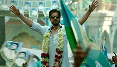 Koi dhanda chhota nahi hota; dhande se bada koi dharam nahi hota (No work is lowly; and no religion is greater than your work) - thats the essence of Raees. And Shah Rukh Khan delivers the line looking straight at the camera, at you and