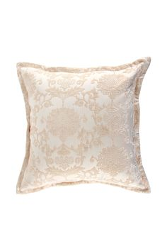 Cut Velvet Baroque 60x60cm Scatter Cushion| Mrphome Online Shopping