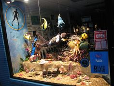 Scuba diving store design , New Jersey