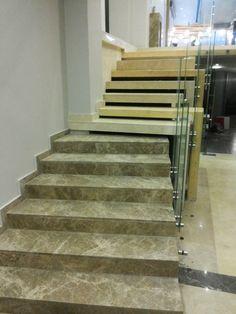 il Bacio italian Cafe & Restaurant Cairo, Egypt  Stair  Design & finishing By : Remal Architects Architect. Adnan Elmaleh