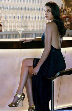 Model Stephanie Sigman in SPECTRE campaign for Belvedere Vodka Stephanie Sigman, Ladies Night, Girls Night Out, James Bond, Gq, Bond Girls, Estilo Fashion, Glamour, Classy Women